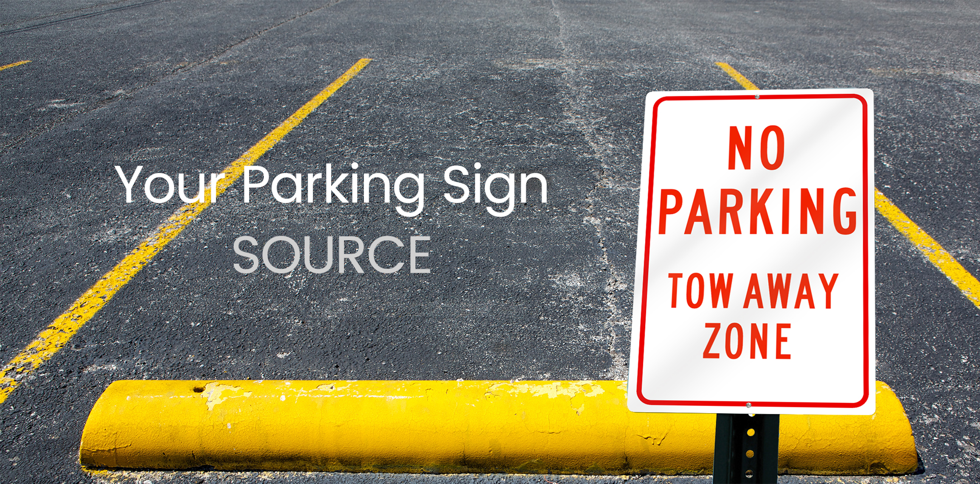 Signs To You Custom Parking Signs