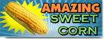 Amazing Sweet Corn Banner