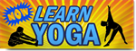 Now Learn Yoga Banner