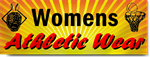 Womens Athletic Wear Banners