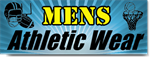 Mens Athletic Wear Banners