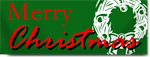 Christmas Banners with clip art