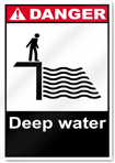 Deep Water Danger Signs