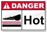 Hot Danger Signs
