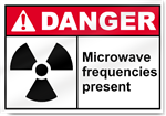 Microwave Frequencies Present Danger Signs