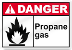 Propane Gas Danger Signs