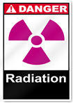 Radiation Danger Signs