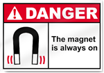 The Magnet Is Always On3 Danger Signs