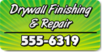 Drywall Finishing and Repair Magnet