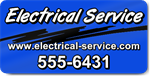 Electrical Service Magnet