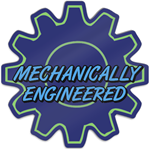 Mechanical Gear Shaped Magnet