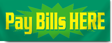 Bill Pay Banners