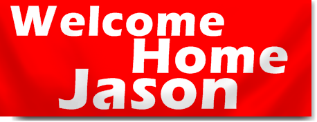 School Welcome Home Banners