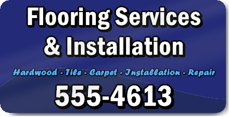 Flooring Services & Installation Magnet