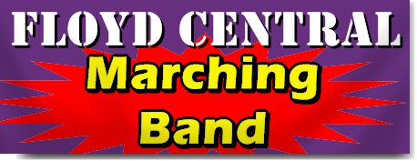 Marching Band Parade Banners