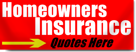 Homeowners Insurance Quotes Banners