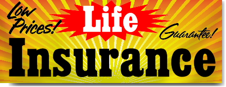 Life Insurance Banners | SignsToYou.com