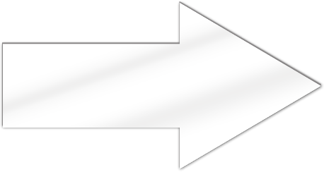 Right Arrow Shaped Magnet