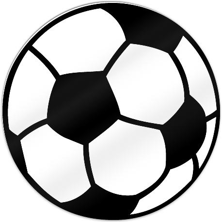 Soccer Ball Shaped Magnet
