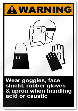 face shield how to wear