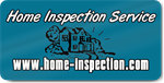 Home Inspection Service Magnet