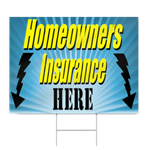 Homeowners Insurance Quotes Sign | SignsToYou.com