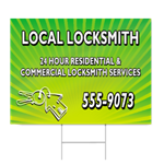 Locksmith Sign