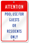 Attention Pool Use Sign