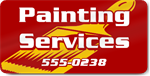 Painting Services Magnet