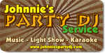 Party DJ Service Magnet