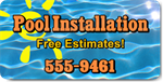 Pool Installation Magnet