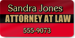 Red Attorney at Law Magnet