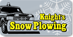 Snow Plowing Magnet