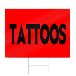 Tattoos Sign