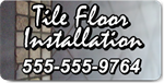 Tile Floor Installation Magnet
