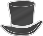 Top Hat Shaped Magnet