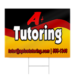 Tutoring Sign