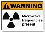 Microwave Frequencies Present Warning Signs