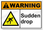 Sudden Drop2 Warning Signs