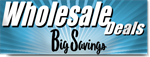 Wholesale Deal Banners