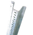 Galvanized 6ft High Strength Steel Post